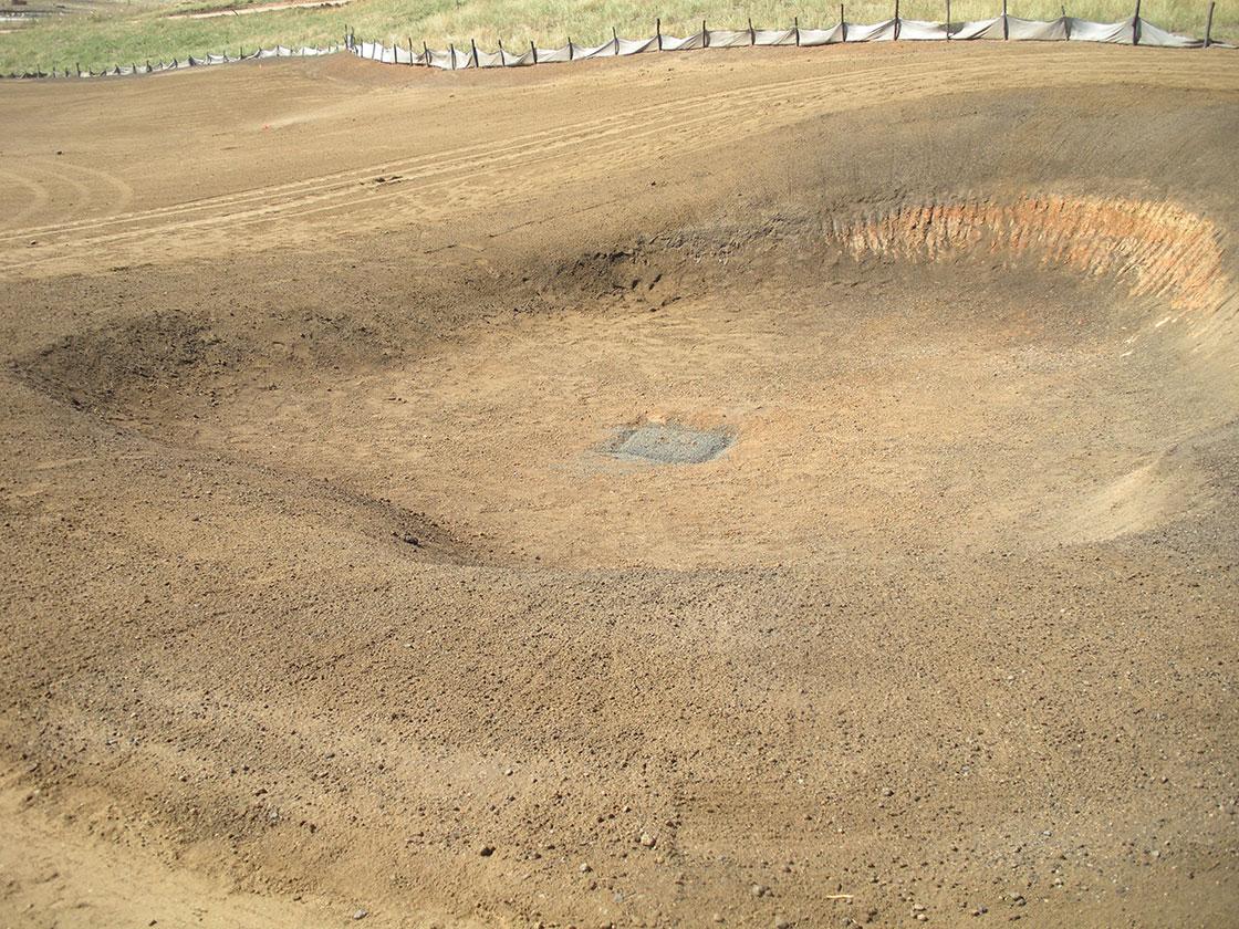 Hole 15 Pot Bunker 3