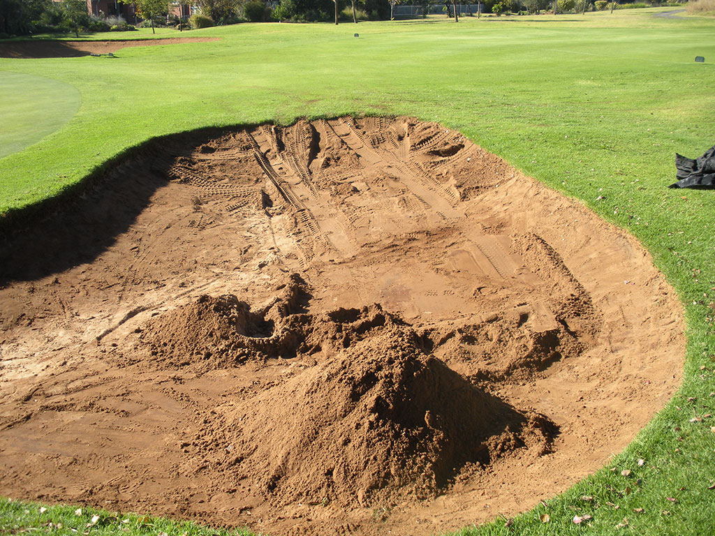 The First Step on a journey to a Perfect Bunker is proper Preparation