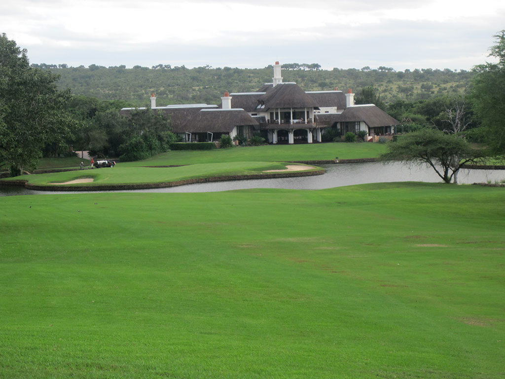 Leopard Creek Club House