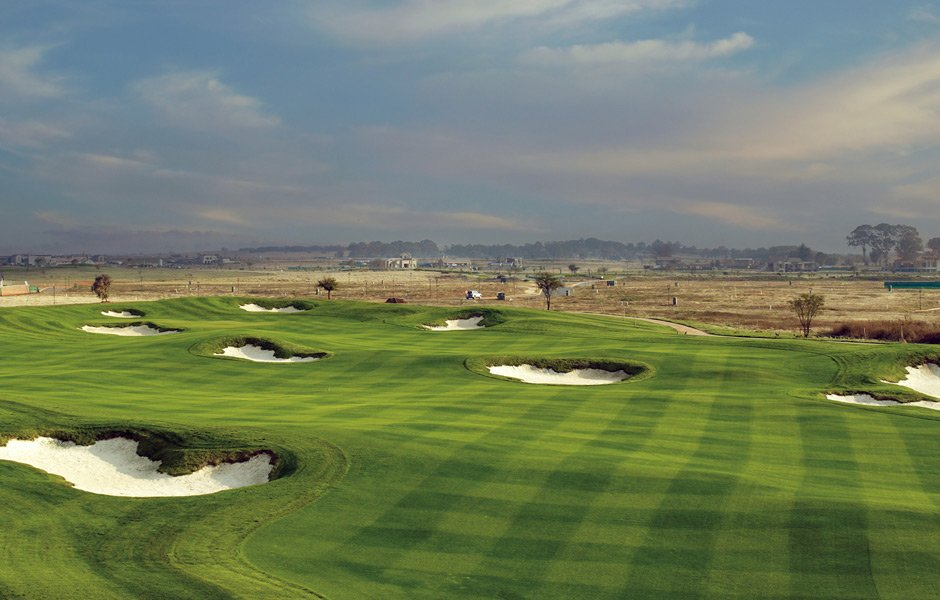 Serengeti Golf course article