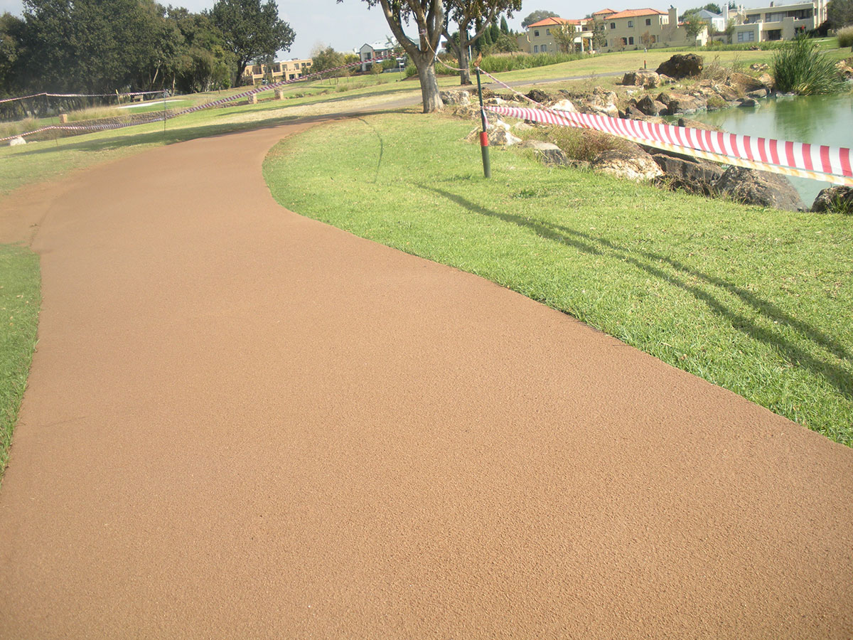 Centurion Golf - after treatment with Nature's Path™