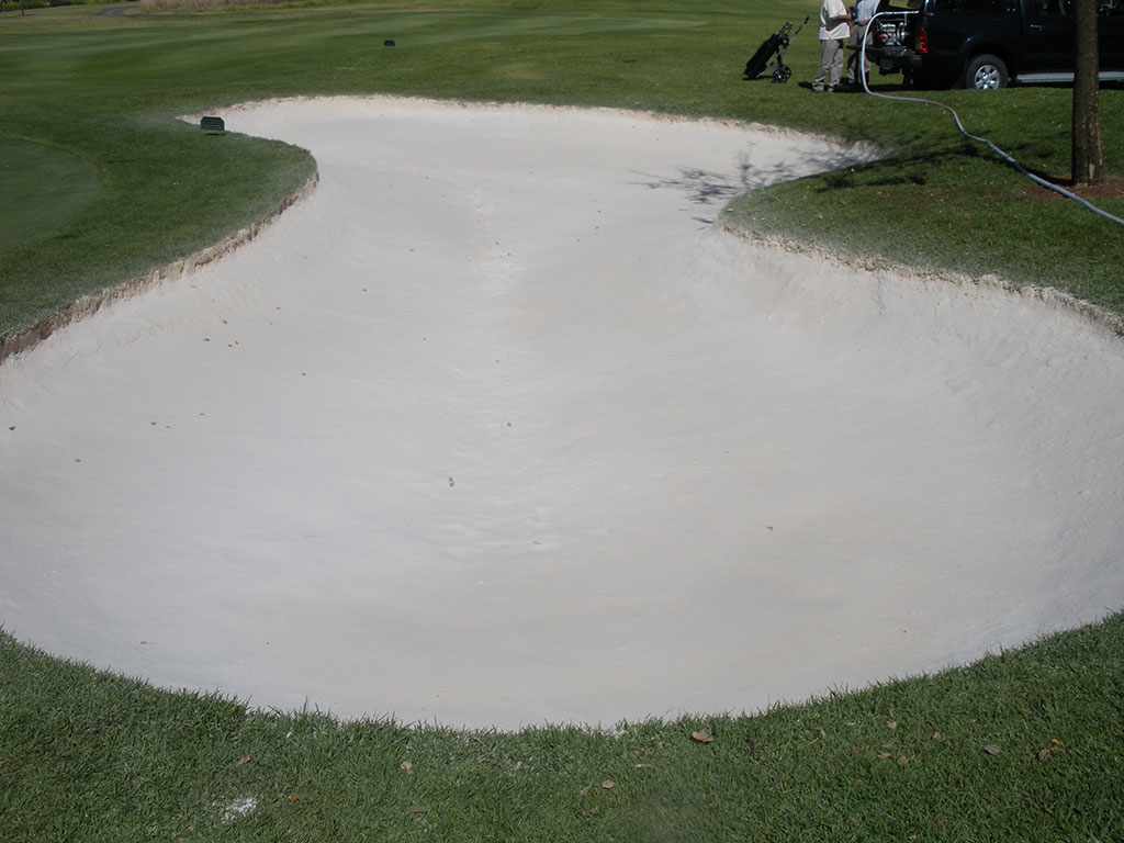 The On-Course Solution: The Perfect bunker